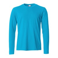 Basic-T Bodyfit T-Shirt Lm