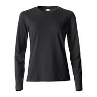 Basic-T Bodyfit T-Shirt Lm Ds