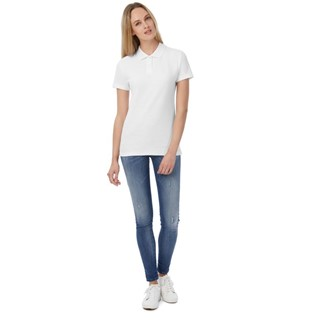 Id001 Ladies' Polo Shirt