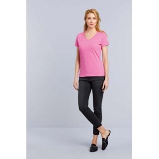 Premium katoen ® Ladies' V-neck T-shirt