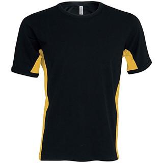 Tiger - Tweekleurig T-shirt