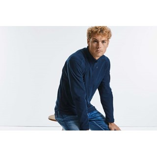 14 Zip Microfleece