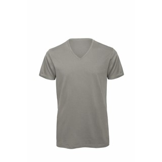 Organic V-neck T-shirt men