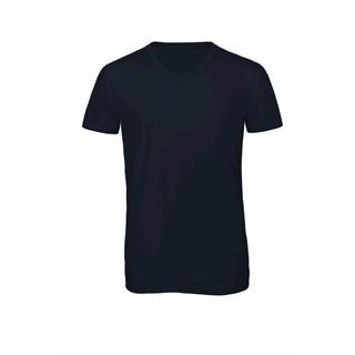 Triblend V-neck T-shirt men