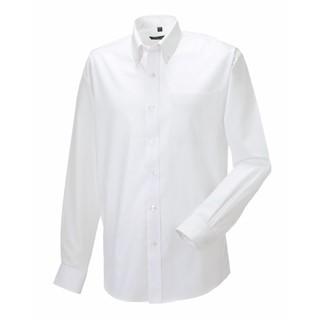 Men Longsleeve Easy Care Oxford Shirt