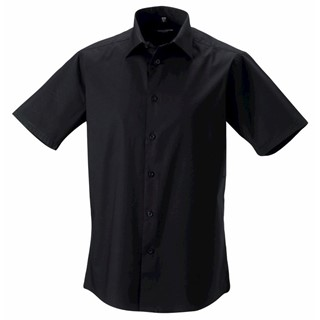 Men ss Easy Care Fitted Shirt