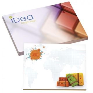 BIC® 101 mm x 75 mm notitieboekje met 25 vel zelfk