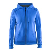 In-The-Zone Full Zip Hood Wmn