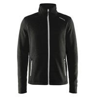 Noble Zip Jacket Heavy Knit Fleece Men