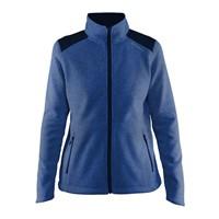 Noble Zip Jacket Heavy Knit Fleece Women
