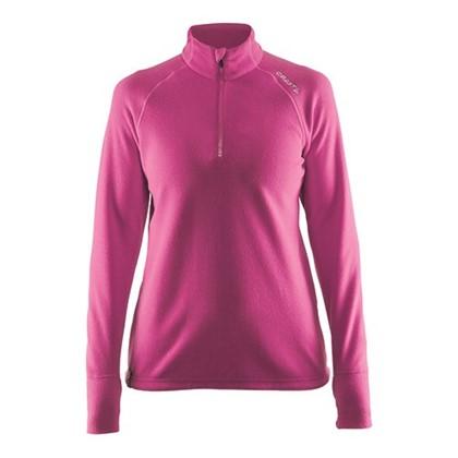Half Zip Micro Fleece Women