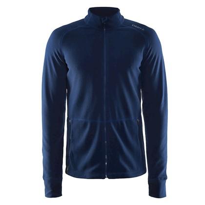 Full Zip Micro Fleece Jacket Men