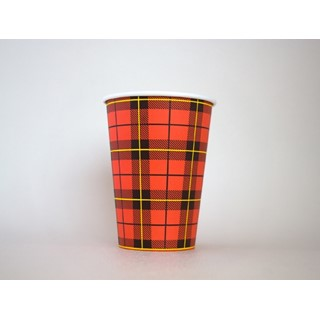 180cc Tall koffiebeker Voorbedrukt Scotty Voorbedr
