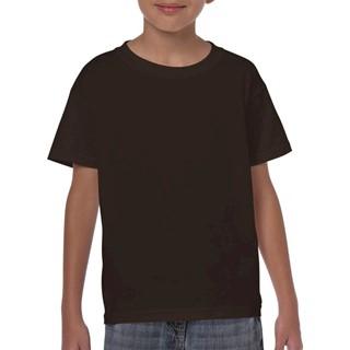 Heavy katoen Youth T-Shirt