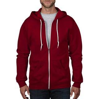 Adult Fashion Full-Zip Hooded Sweat