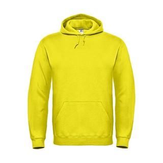 ID003 katoen Rich Hooded Sweatshirt