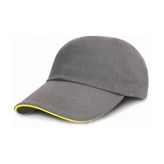 Brushed katoen Cap