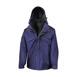 3-in-1 Jacket with Fleece