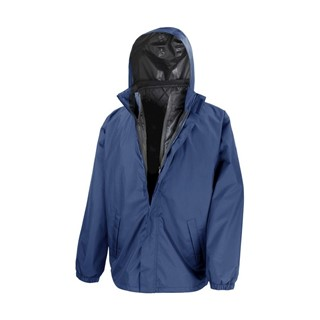 3 in 1 Jacket with quilted Bodywarmer
