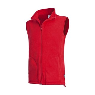 Active Fleece Vest Men