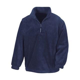 14 Zip Fleece Top