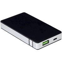Celly 4000mah Powerbank met Apple licht ning oplaad