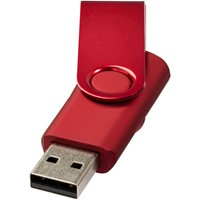 Rotate metallic USB