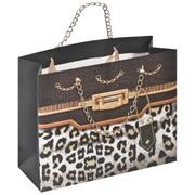 Geschenkverpakking handtas met draagketting