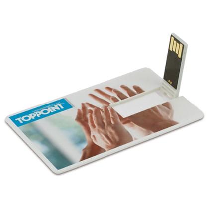 USB kredietkaart - 8GB
