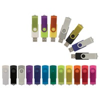 USB flash drive Twister 4GB
