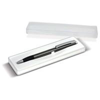 Metalen pen in doosje