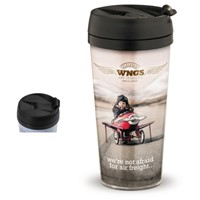Custom made travel cup