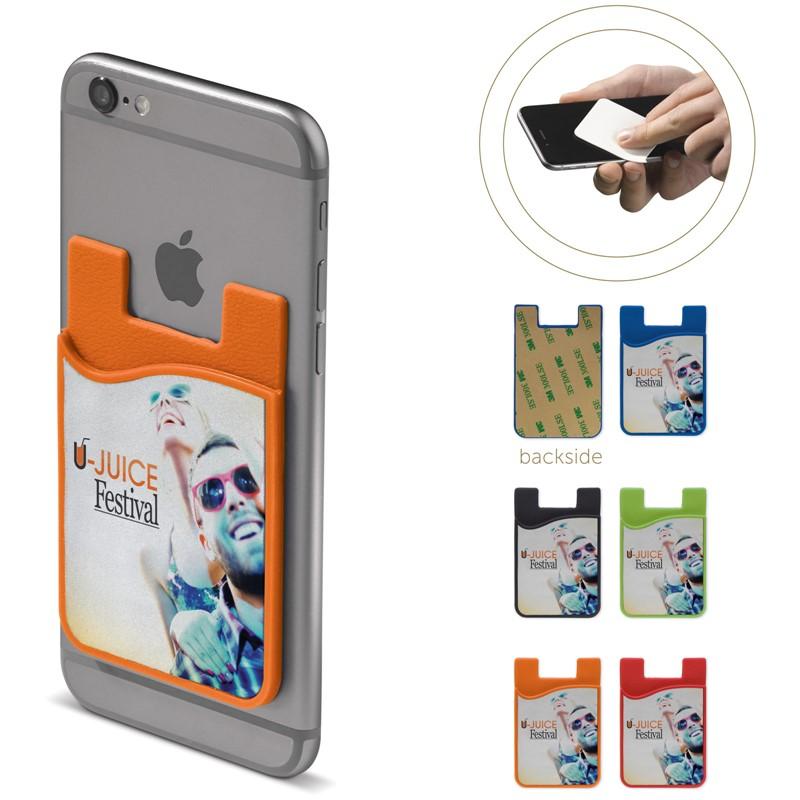 Kaarthouder voor je smartphone