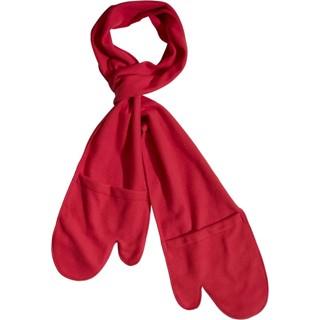 2-in-1 sjaal met handschoenen
