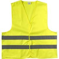 Veiligheidsvest in geel of oranje