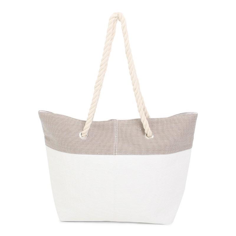 Paperbag Deluxe grijs