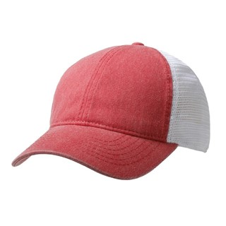 Washed katoen Soft Mesh Trucker Cap