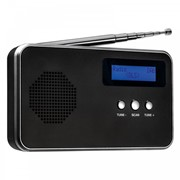 Draagbare digitale radio FM DAB