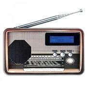 Draagbare digitale radio FM DAB +