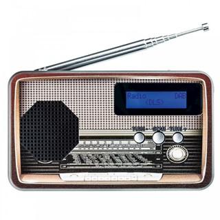 Radio numérique portable FM DAB+