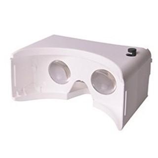 VR Glasses de Luxe Wit
