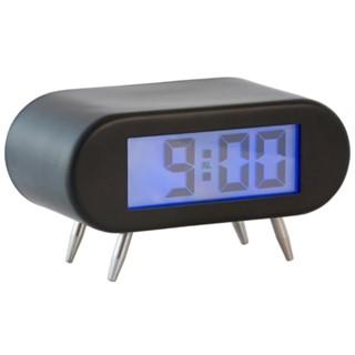 Alarmclock,BipBip,zwart,2xAA incl