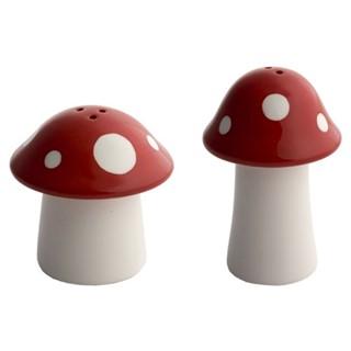 Salt-pepperset,Mushroom,ceramic