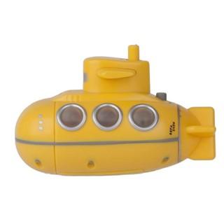 Showerradio,YellowSub,geel,3xAAAincl