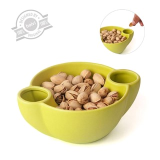 Snacktray,Nifty,groen,ceramic