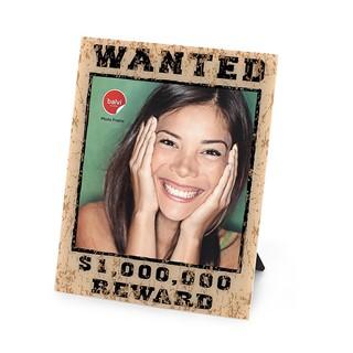 Frame,Wanted,20x25,acrilic