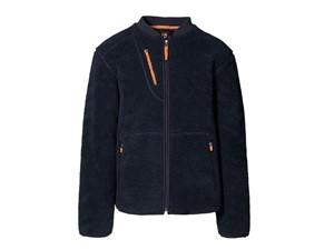 Pile fleece jacket