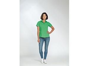 L&S Shirt Poplin SS for her