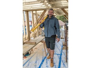 Ripstop Softshell Work Jacket